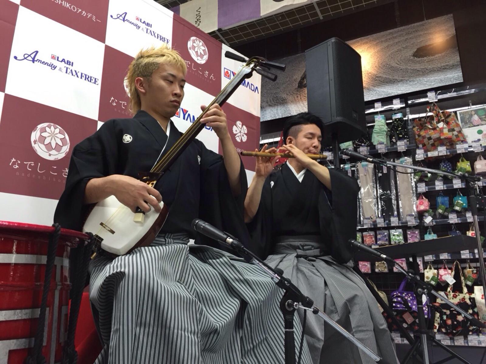 ヤマダ電気 新橋店イベント